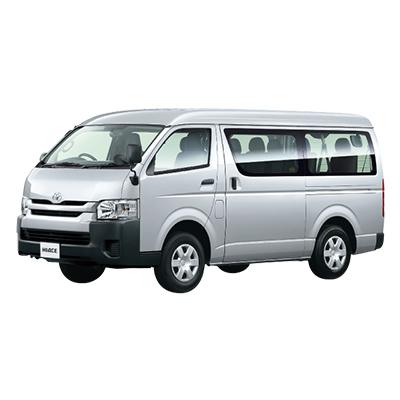 Minivan (Hiace Wagon) Plan